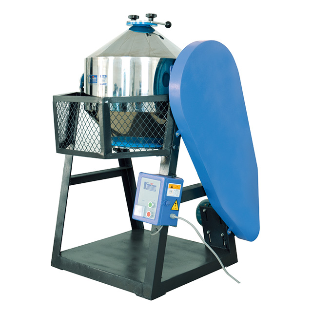 Rolling Barrel Type Mixer