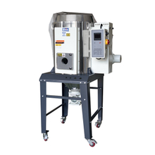 HEAT PRESERVATION HOPPER DRYER